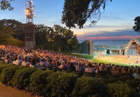 The Lost Colony, Visit the Waterside Theatre