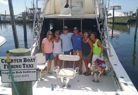 Fishing Taxi Sportfishing, Extended Trip
