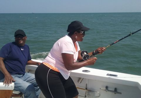 Fishing Taxi, Extended Half Day Trip (Afternoon)