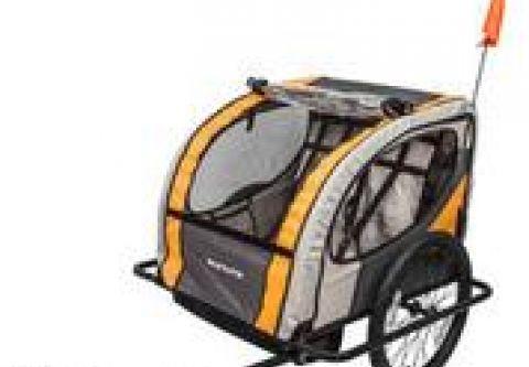 Manteo Cyclery, Child Trailer Rental