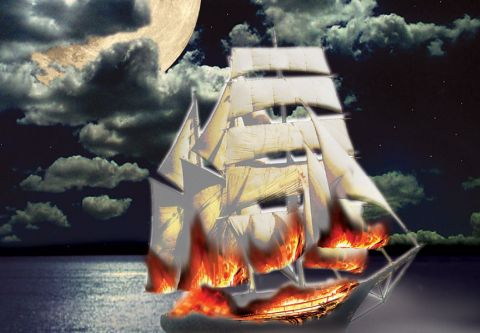 Outer Banks Tastes & Tales Manteo NC, Ghost Tours: Outer Banks Ghosts & Legends