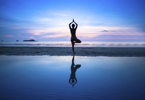 Bianca's Outer Banks Psychic Readings, Meditation at the Beach