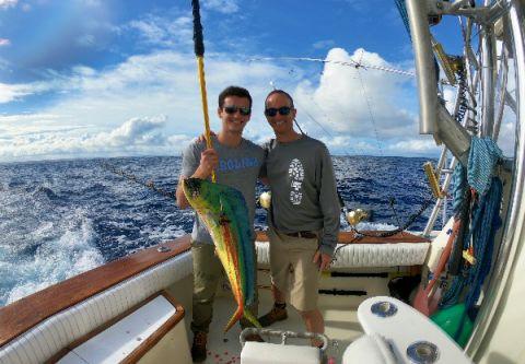 Carolina Girl Sportfishing Charters Outer Banks, 8 Hour Offshore Deep Drop Bottom Fishing Charter