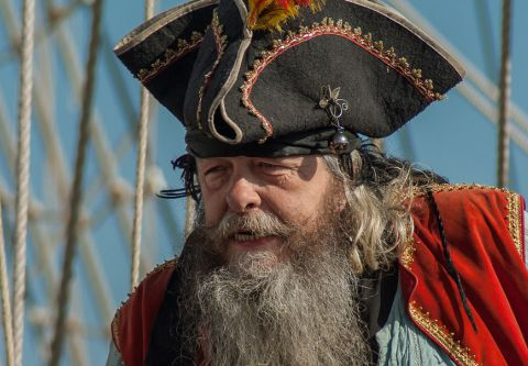 Outer Banks Tastes & Tales Manteo NC, Pirate Tales! Terror, Treasure & Treason!