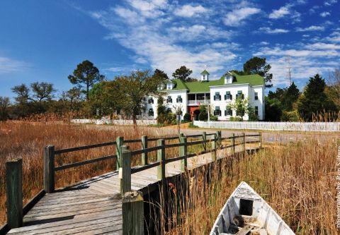 Outer Banks Tastes & Tales Manteo NC, Manteo Historic Homes Tour