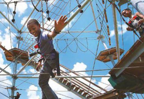 Kitty Hawk Kites, Adventure Tower