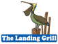 Logo for The Landing Grill