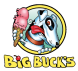 Logo for Big Buck's Ice Cream
