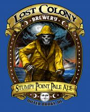 Lost Colony Brewery and Cafe, Stumpy Point Oyster Festival