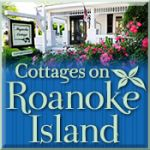 Cottages on Roanoke Island