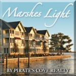 Marshes Light Resort by Pirate's Cove Realty